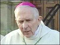 Bishop Patrick Walsh