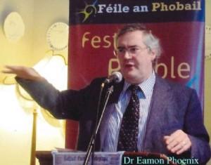Dr Éamon Phoenix