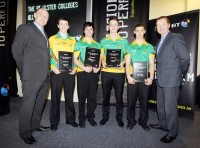 St. Mary's Ulster Colleges Hurling All-Stars 2011-12