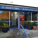 St.Aidan's Entrance