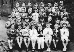 First Holy Communion Class Circa 1955/'56