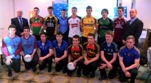 All-Stars Team 2013-'14 (Ulster Colleges Site)