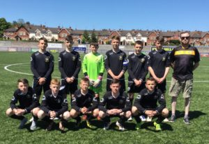Year 10 Belfast Cup '16 Edmund Rice College
