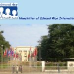 EDMUND RICE INTERNATIONAL – NEWSLETTER