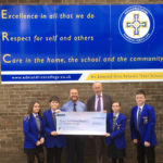 EDMUND RICE COLLEGE DONATION