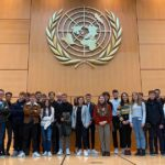 ST MARY'S CBGS VISIT THE UNITED NATIONS IN GENEVA